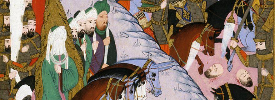 Arabië anno 650: Sterke vrouwen, zwakke mannen