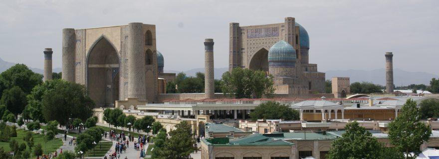 Silk Road Cities