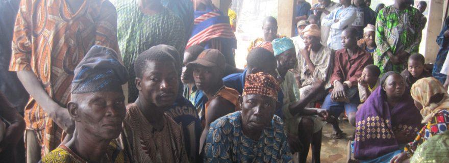 Scherpslijperij in Noord-Nigeria