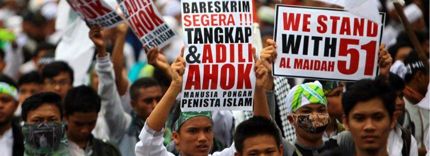 Koran 5:51 als aanleiding tot demonstraties in Jakarta