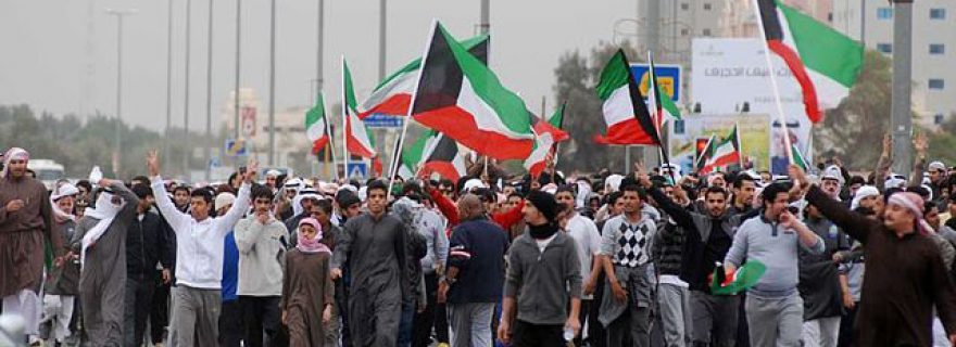 Unrest in the region: Kuwait's security debate in light of the Arab Spring and the rise of IS
