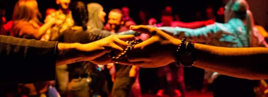 Dabke on Dutch Dancefloors: Reattribution of Folk Tradition