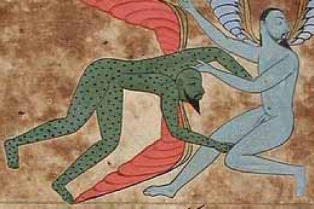 Aliens ontdekt in dertiende eeuws Arabisch geschrift?