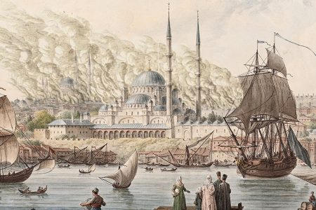 Dutch Fire Diplomacy in Early Modern Istanbul