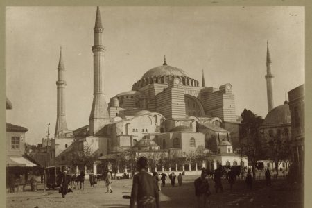 Politics of Heritage and Heritage of Politics: The Case of the Hagia Sophia