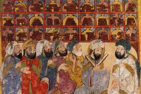 Middle Eastern Manuscripts in the Digital World