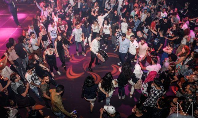 Dabke DABKE DANCE: